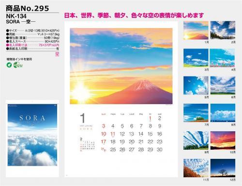 <span>No295</span>NK-134<br>SORA -空-